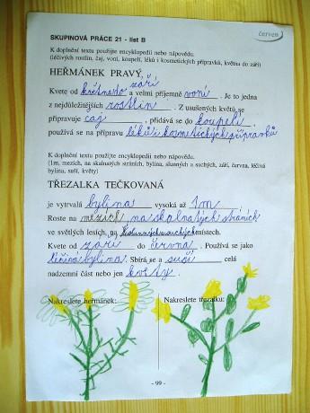 Pracovni Listy Ucime Se Spolecne Fotoalbum 2 Rocnik Ukazky